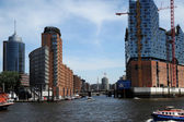 Hafencity — Stock Photo