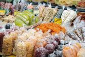Frutos secos — Fotografia Stock