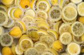 Slices of lemon — Stock Photo