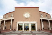 New Mexico State House and Capitol Building — Stock Photo