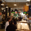 Stock Photo: Grand Central Market in Los Angeles, California