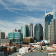 Stock Photo: Nashville, Tennessee Skyline