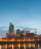 Nashville, Tennessee Skyline — Stock Photo