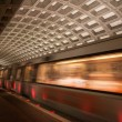 Stock Photo: Washington, DC Metro