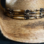 Cowboy hoed — Stockfoto