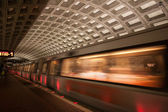 Washington, DC Metro — Stock Photo