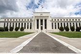Federal Reserve Bank, Washington, DC — Stock Photo