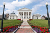 Virginia State Capitol Building, Richmond — Stock Photo