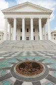 Virginia State Capitol Building, Richmond — Stock Photo