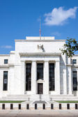 Federal Reserve Bank, Washington, DC — Stock Photo