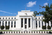 Federal Reserve Bank, Washington, DC — Стоковое фото