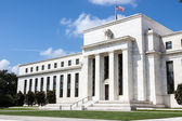 Federal Reserve Bank, Washington, DC — Foto de Stock