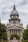 Illinois State Capitol Building, Springfield — Stock Photo