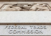 Federal Trade Commission, Washington, DC — Stock Photo