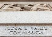 Federal Trade Commission, Washington, DC — Stock Photo