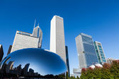 Millennium Park, Chicago, Illinois — Stock Photo