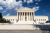 United States Supreme Court Building, Washington, DC — Stock Photo