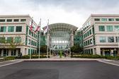 Apple Headquarters in Cupertino, California — Stock Photo