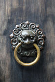 Ancient knocker — Stock Photo