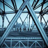 Stadsbilden i shanghai — Stockfoto