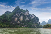 Guilin hill scenery — Stock Photo