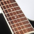 Closeup of the acoustic guitar — Stock Photo