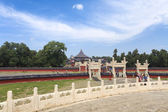 Templo do parque do céu — Foto Stock