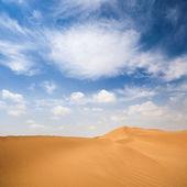 沙沙漠 — 图库照片