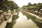 Suzhou water street in beijing — Stock Photo