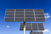 Solar energy panels — Stock Photo