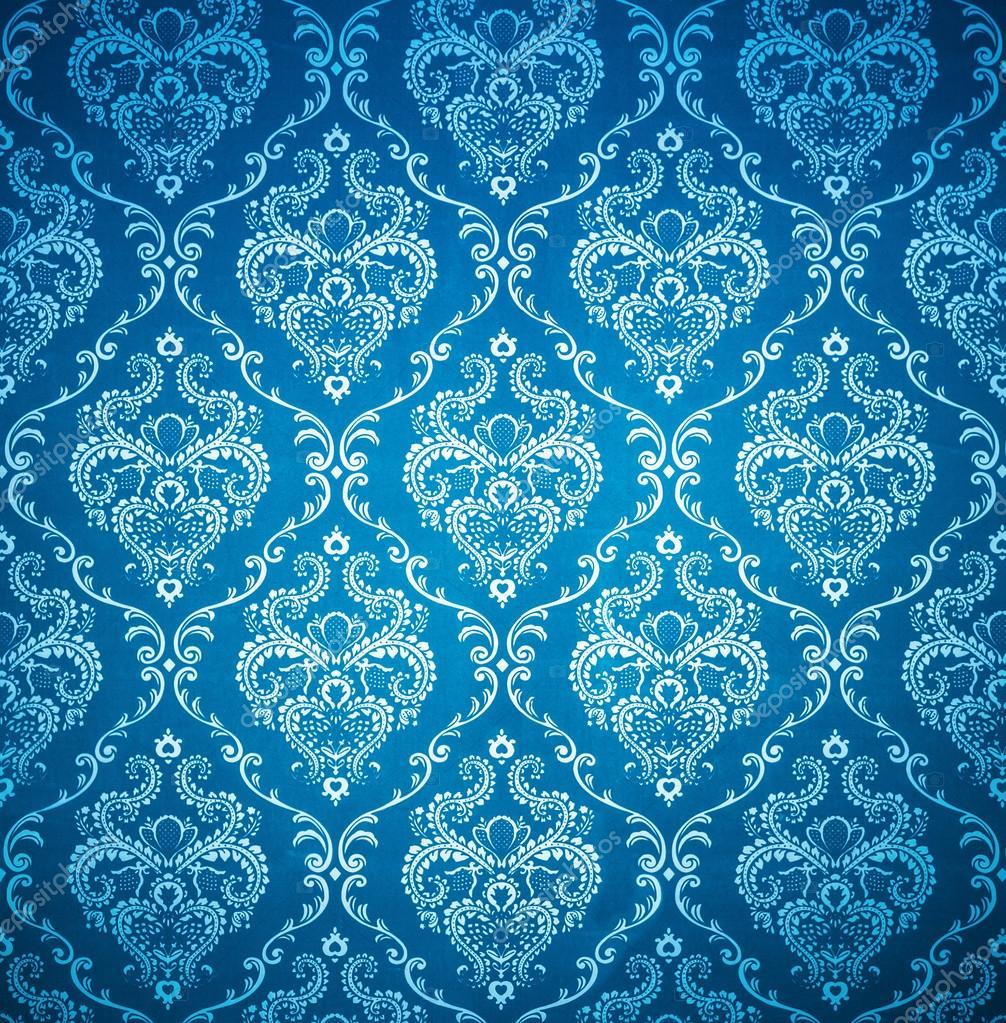 обои синие фото