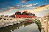 Forbidden city — Stockfoto