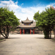 Xian beilin museum — Stock Photo