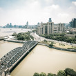 Shanghai bund at daytime — Stock Photo #30597081