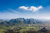 桂林の丘の風景 — ストック写真