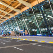 Modern airport terminal — Stock Photo