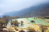 Huanglong scenic and historic interest area — Stock Photo