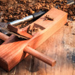 Traditional carpentry tool — Stock Photo #39996839