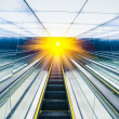 Abstract escalator — Stock Photo #47339341