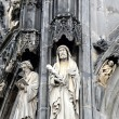 Постер, плакат: Aachen Cathedral Details of the Architecture
