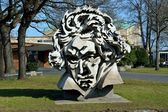 "Beethoven Monument 'Beethon"" in Bonn, Germany — Stock Photo"