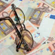 Dollar and euro — Stock Photo #14889921