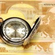 Time for money — Stockfoto