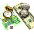 Time for money — Foto de Stock