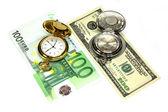 čas pro peníze — Stock fotografie