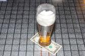 Light beer — Stock Photo