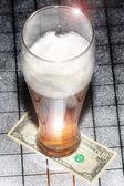 Bière légère — Photo