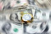 Espectáculos dólares reloj — Foto de Stock