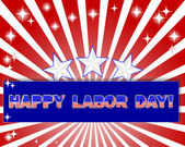 Labor Day. — Stock Vector