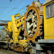 Railway equipment — Stock Photo